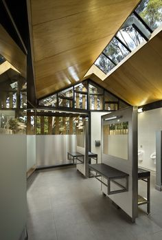 WAITANGI TOILET BLOCK HARRIS BUTT ARCHITECTURE » Archipro