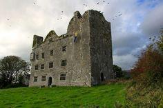 Lemeneagh Castle – The Burren, Ireland – Daily Photo
