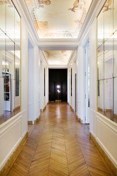 Appartement Coco Chanel, Paris, Rue du Faubourg Saint-Honoré, Stylepark