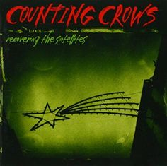Recovering The Satellites - Counting Crows, CD (Pre-Owned)