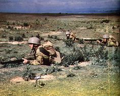 Polish Independent Parachute Brigade, Polish paratroopers during field exercises in Scotland, Kingcraig 1943 Poland Ww2, Operation Market Garden, Ww2 Photos, Troops, Soldiers, Paratrooper, North Africa, Armed Forces, World War Two