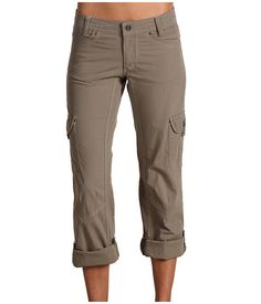 Kuhl Splash Roll-Up Pant    I actually think these are kinda cute. Especially for camping!