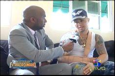 Entrevista al Super Nuevo despues de salir del Hospital por Brea Frank