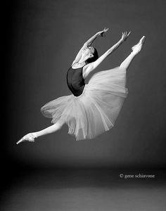 Anastasia Matvienko, ballet.