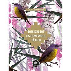 Livro - Design de Estamparia Têxtil
