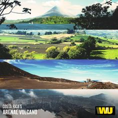 Volcano, Costa Rica, Golf Courses, Places To Visit, Volcanoes