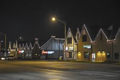 Commercial Christmas Light Installation Chicago