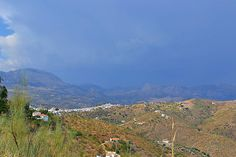 Colmenar is a lovely village in the northern part of the Málaga mountains. Andalusia, Malaga, Countryside, Spanish, Mountains, Nature, Travel, Beautiful, Naturaleza