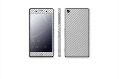 https://flic.kr/p/wHWKWq | Silver carbon | Sony Xperia Z3 T-Mobile D6616 or International Dual Sim D6633 Now available for purchase!!  Click the link below to make your purchase: www.stickerboy.net/pages/sony-xperia-z3-skin-series