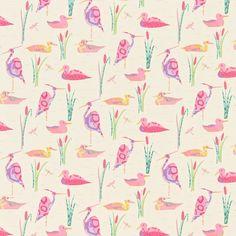 Fabric: Calico Ducks 221299