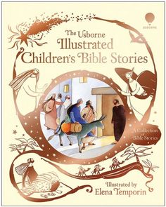 Illustrated Children's Bible Stories  Check it out at www.coastalbooknook.com
