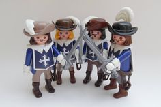 Le coffre à jouets, photos de Playmobil