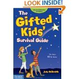on my 'to read' list - gifted kids survival guide