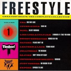 Freestyle Music....the blueprint of my early 20s!