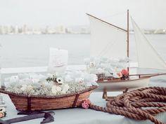 amorology: sailboat escort cards