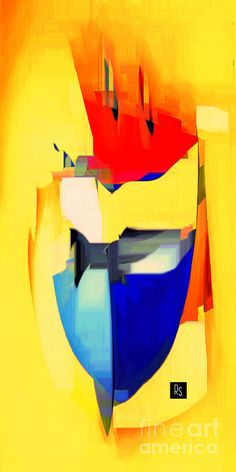 Abstract Series Iv Digital Art by Rafael Salazar