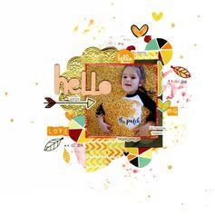 hello fall (pls) || happyGRL - Scrapbook.com