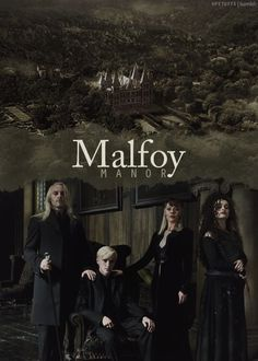Immagine di harry potter, malfoy, and lucius malfoy