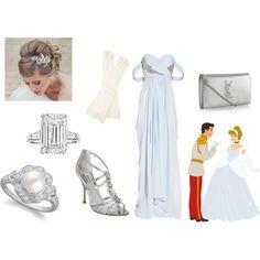 Cinderella, created by nicseb23 on Polyvore