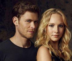 Pix For > The Vampire Diaries Caroline And Klaus