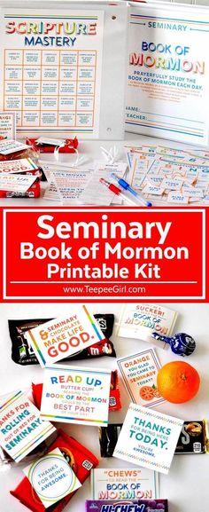 book of mormon scripture mastery picture clues
