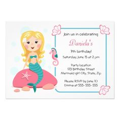 ==> consumer reviews          Blond mermaid girl cute girly birthday invitation           Blond mermaid girl cute girly birthday invitation in each seller & make purchase online for cheap. Choose the best price and best promotion as you thing Secure Checkout you can trust Buy bestDeals       ...Cleck Hot Deals >>> http://www.zazzle.com/blond_mermaid_girl_cute_girly_birthday_invitation-161155682162812405?rf=238627982471231924&zbar=1&tc=terrest