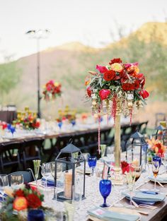 Floral Design: Avant Garde Studio - http://www.stylemepretty.com/portfolio/avant-garde-studio Reception Venue: The Ritz-Carlton, Dove Mountain - http://www.ritzcarlton.com/en/hotels/arizona/dove-mountain Event Design: Louise Thomas, Events Made Special - http://www.facebook.com/pages/Events-Made-SpecialLouise-Thomas/111538502521889   Read More on SMP: http://www.stylemepretty.com/2016/09/16/new-orleans-meets-southwest-al-fresco-arizona-wedding/
