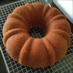 Spongey Banana Cake  - a Richard Goh Recipe