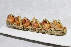 Recette de pain perdu aux écrevisses par Alain Ducasse
