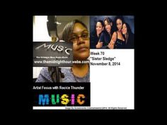 "Artist Focus Week 70 Sister Sledge ""We Are Family"" on The Midnight Hour Radio Show."