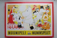 Moomin game