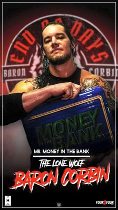 Mr. Money In The Bank Baron Corbin