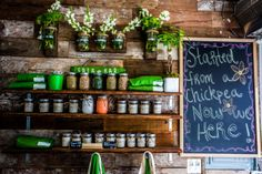 Vegan Kale Salad Recipe by Fala Bar - Love the decor Kale Salad Recipes, Clean Eating Challenge, Mediterranean Diet, Food Inspiration, Healthy Life, Vegan, Bar, Wellness, Home Decor