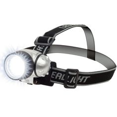 Trademark Tools 7 LED Headlamp with Adjustable Strap by Stalwart