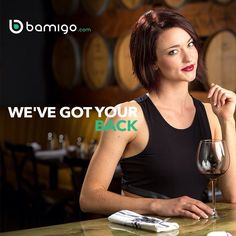 Bamigo is your wingman in exciting moments. So no sweat, no matter what #bamigo #wingman #exciting #moments #nosweat
