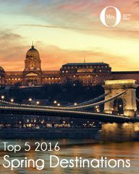 Budapest, Hungary - on my Top 5 Destinations for Spring 2016 - I have never visited Budapest, and I'm super excited about my upcoming trip with Corinthia Hotels.