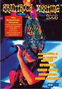 Krautrock Meeting DVD