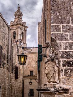 Mdina, Malta by Henri Mattocks on 500px