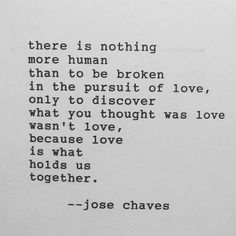Great insight. I believe the only man to truly ever really love me completely and me return the same love is my Jai & I.