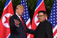 "Trump anuncia que se reunirá ""pronto"" con Kim Jong-un What Happened To You, Trump, Atlantis, Korean, Shit Happens, Presidents, Historia, Korean Language"