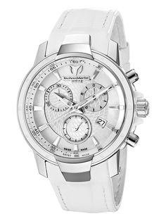 Women's Mother Of Pearl & White Watch by Technomarine at Gilt