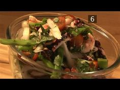 How To Make A Healthy Seafood Salad