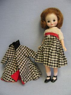 Once in a while, I get my Betsy McCall doll out and play with her...she still is my favorite!