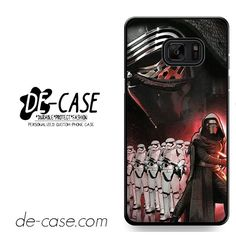 Star Wars The Force Awakens The Main Villain DEAL-10063 Samsung Phonecase Cover For Samsung Galaxy Note 7