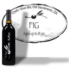 "Black Mission Fig Balsamic. One reviewer said, ""Tasted this vinegar in the store and had to have it. Tremendous fragrance and flavor of fig goes great with dark balsamic. My son loves this vinegar for dipping bread. I like it on salads & beets."""
