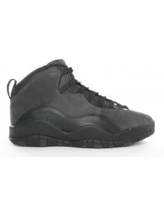 new product ac9ed 41127 Air Jordan 10 (Og) Black Dark Shadow True Red 130209 001