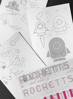 Rocketts Branding by Artbold , via Behance