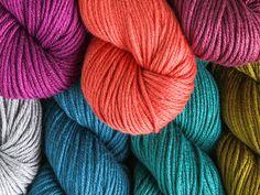 Webs Yarn, Yarn Store, Spinning, Weaving, Knitting, Crochet, How To Make, Pattern, Hand Spinning