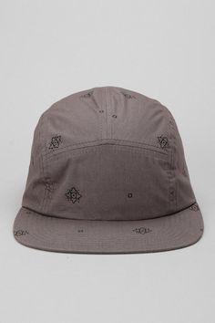 Stussy Bandana 5-Panel Hat