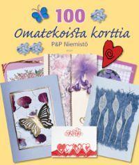 http://www.adlibris.com/fi/product.aspx?isbn=9510319805 | Nimeke: 100 omatekoista korttia - Tekijä: Pirkko Niemistö - ISBN: 9510319805 - Hinta: 19,10